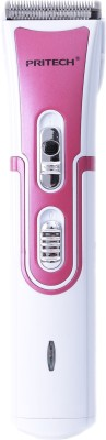 PRITECH Beard PR-1468 Trimmer For Men (Pink)