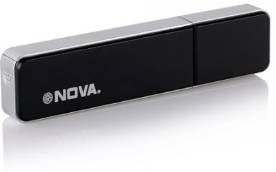 Nova Nose & Ear NNT 1091 Trimmer For Men (Black & Silver)