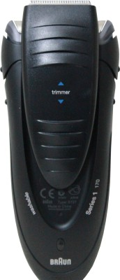 Braun Series 1 170 Shaver For Men (Black)