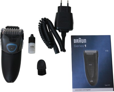 Buy Braun Series 1 170 Shaver For Men: Shaver