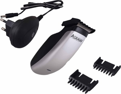ASRAW Professional ASL079 Trimmer For Men (Silver)