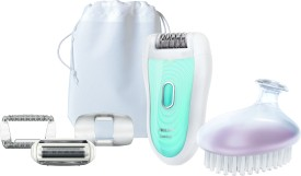 HP6522/01 Philips Satinelle Essential Epilator for Women