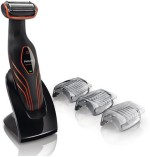 Philips Body Groom Plus 2 In 1 Trim And Shave