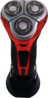BDM Blazon Exclusive Quality Professional Shaver Plus Trimmer 1302 Shaver For Men, Women (Metallic Red)