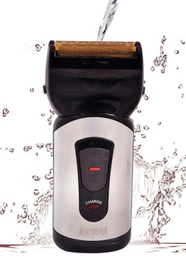 Kemei WET / DRY SHAVWR RSCW-5088 Shaver, Trimmer For Men (Multicolour)
