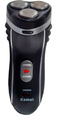 Kemei Perfect Shaving Experience KM-8860 Shaver For Men (Black)