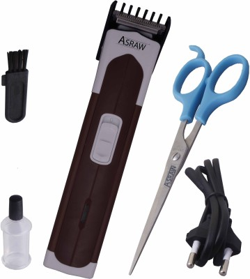 ASRAW Professional AST046 Trimmer For Men (Brown)