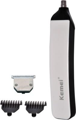 kemei Professional km-3560 white Trimmer For Men (white)