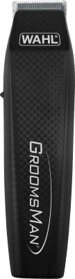 Buy Wahl Groomsman All in One Battery 5537-3024 Trimmer For Men: Shaver