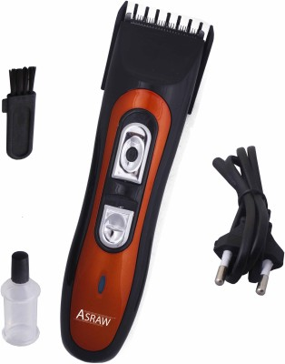 ASRAW Professional ASL009 Trimmer For Men (Black)