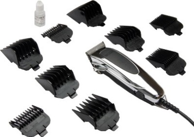 Buy Andis Trendsetter 9-Piece Corded Complete Home Grooming kit Clipper PM4 Trimmer For Men: Shaver