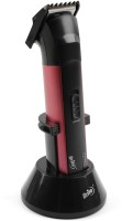 Brite Dock BHT-910 Trimmer For Men, Women (Black, Red)