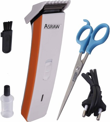ASRAW Professional AST055 Trimmer For Men, Women (Orange)