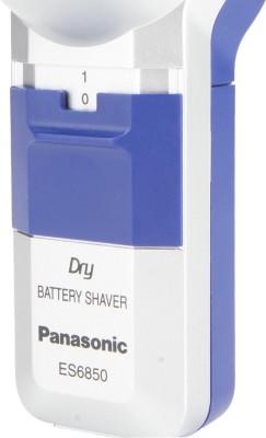 Panasonic ES6850SP628 Shaver For Men (Blue, Silver)