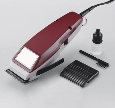 CHARTBUSTERS RED POWER HAIR CLIPPER 1400 Trimmer For Men, Women (MULTICOLOUR)