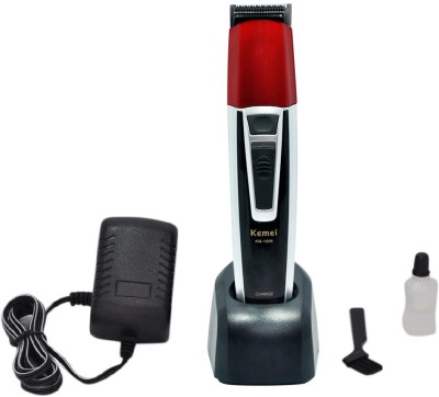 Kemei High Precision Hair & Beard km-1006 Trimmer For Men (Multicolour)