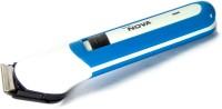 Gemei Nova Professional Hair Clipper In Slim Design Trimmer For Men (Blue)
