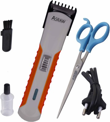 ASRAW Professional AST050 Trimmer For Men (Orange)