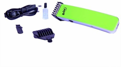 Tech Brite Professional 2 In 1 TC-216 Trimmer For Men (Green)