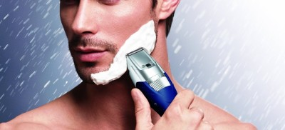 Panasonic ER-GB40 Trimmer For Men (Blue)