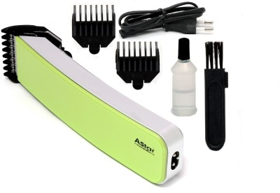 Astar Skin Advance NSK255 Trimmer For Men (Green)