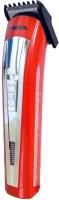 Nova Chargeable Nova 823 Trimmer For Men (Red)