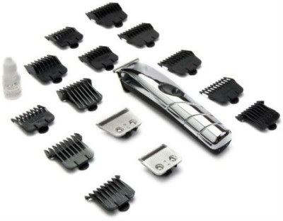 Shrih Cordless Grooming Kit SH-0245 Trimmer For Men (Silver)