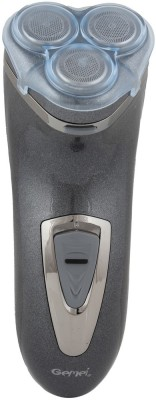 Gemei Rechargeable GM-7500 Shaver For Men (Grey)