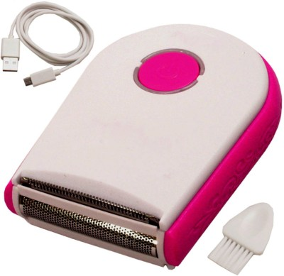 SJ Ladies Washable Cordless Electric Rechargeable Shave SS658 Shaver For Women (Multicolor)