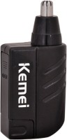 Kemei Professional Km-021 Ear, Nose & Eyebrow Trimmer For Men, Women (black)