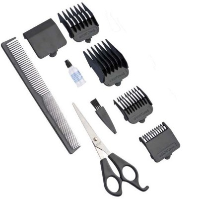 Orbit Belvedere II Hair Clipper Set Clipper For Men (Silver, black)