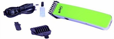 Brite Body Grooming BHT316 Shaver For Men, Women (Green)