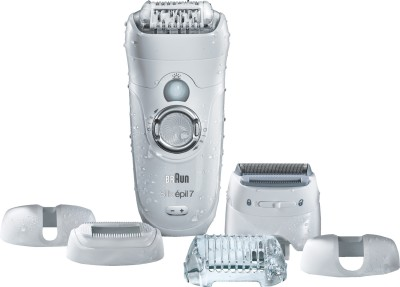 Braun Silk-epil Series 7 SE7-561 LEG Epilator For Women (White)