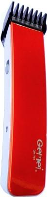 Gemei Professional GM701-Slim Design in White/Blue/Orange Variants Trimmer, Clipper, Body Groomer For Men (Multicolor)