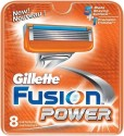 Gillette Fusion Power Cartridges - Pack of 8