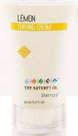 The Nature's Co Lemon Brushless Shaving Cream (125 Ml)