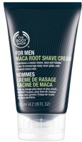 The Body Shop Maca Root Shave Cream (125 Ml)