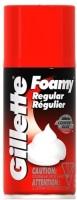 Gillete Foamy Regular Skin 200 ml