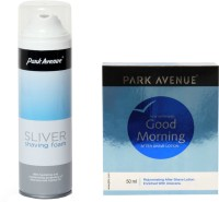 Park Avenue Moisturising - Sliver Shaving Foam 200 g