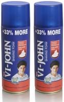 Vi-John Shaving Foam Combo (HARD Skin) (800 G)