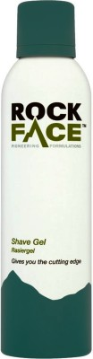 Rock Face Shaving Gels Rock Face Shave Gel For Close Shaving