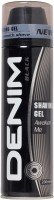 Denim Black Shaving Gel ? Awaken Me 200 ml