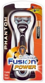 Gillette Shaving Razors Gillette Fusion Phantom Power Razor