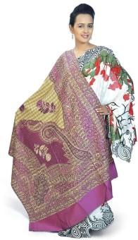 Home India Paisley Design Pure Kashmiri Pink Cashmilon Shawl 174 Wool Self Design Women's Shawl
