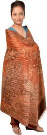 GopalClothDesigner Cashmere Embroidered Women's Shawl
