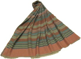 Sofias Cashmere Striped Women's Shawl