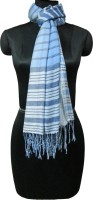 I Am For You Viscose Stripes Women's Shawl