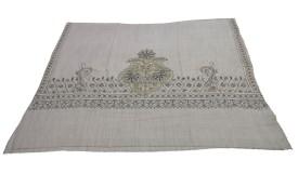 Sofias Cashmere Embroidered Women's Shawl - SWLEBWGZ9HFTZKGA