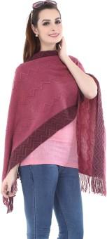 City Chic Polyester Self Design Women's Shawl - SWLEBGGJGYND3MRZ