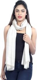 KC Hand-Woven Pure Unisex Pashmina Solid Women's Shawl
